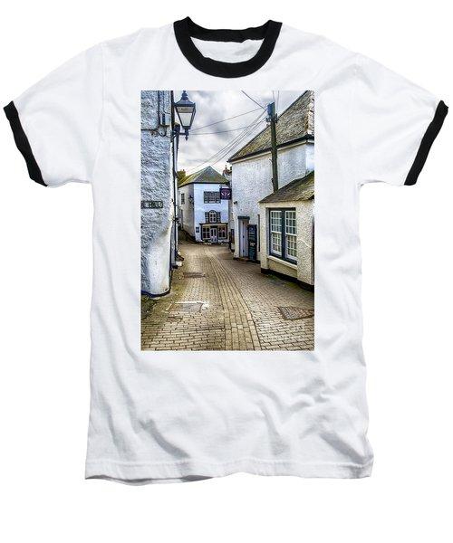 Fore Street Port Isaac Baseball T-Shirt