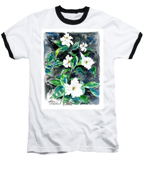 Fragrant Beauty  Baseball T-Shirt