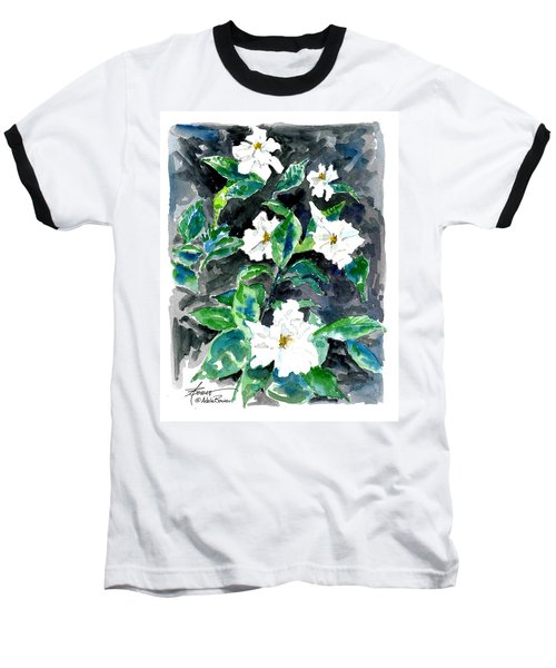 Fragrant Beauty  Baseball T-Shirt