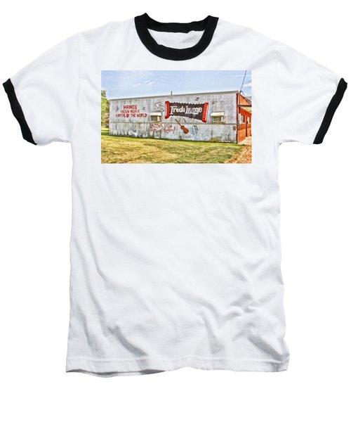 Fred's Lounge Baseball T-Shirt