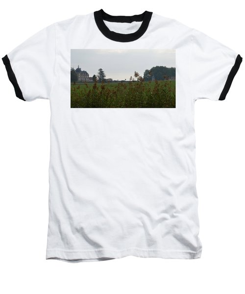 French Chateau Baseball T-Shirt