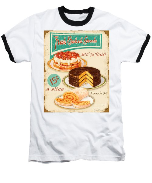 Fresh Baked Good Baseball T-Shirt
