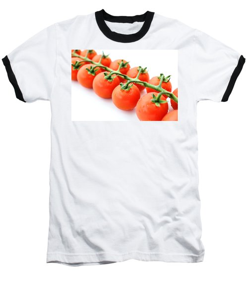 Fresh Tomatoes Baseball T-Shirt