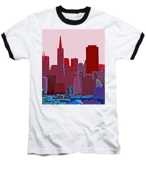 Frisco Skyline Baseball T-Shirt