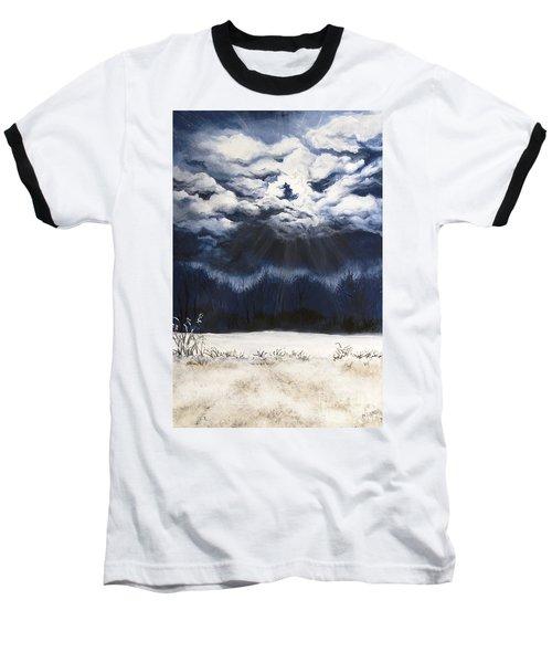 From The Midnight Sky Baseball T-Shirt