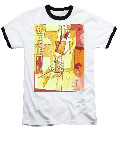 From Within 3 Baseball T-Shirt