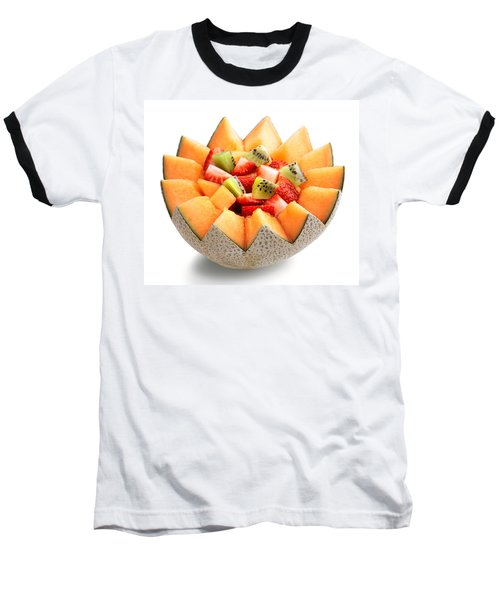Fruit Salad Baseball T-Shirt