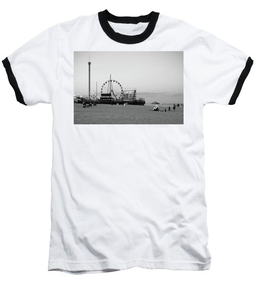 Funtown Pier - Jersey Shore Baseball T-Shirt