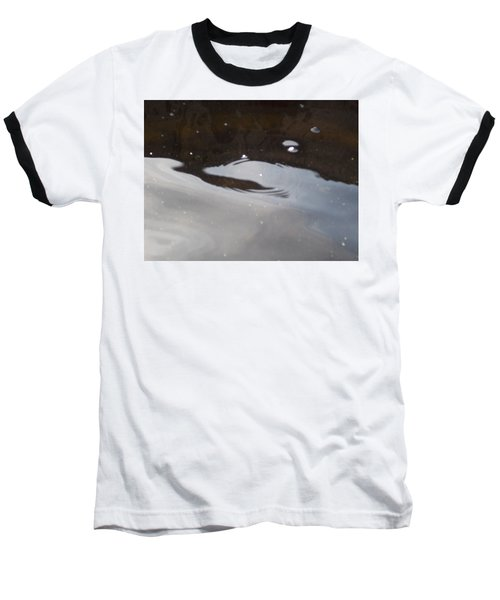 Water In Space  Baseball T-Shirt