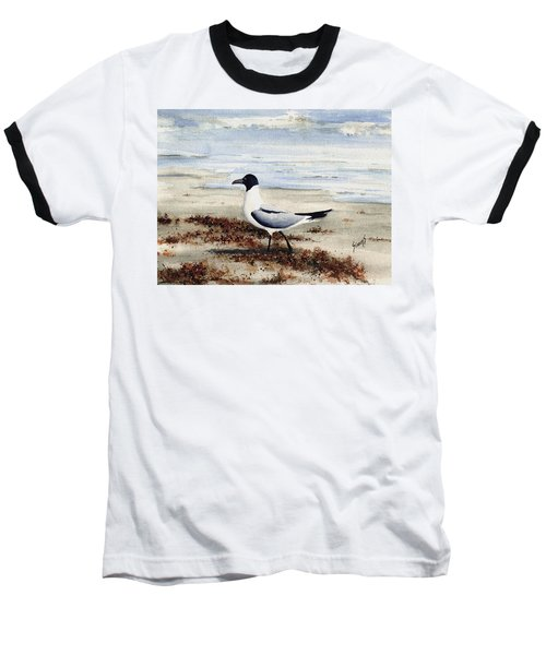Galveston Gull Baseball T-Shirt