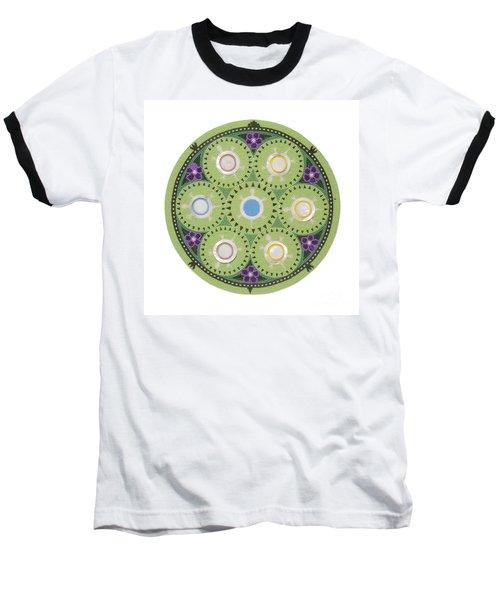 Gavino's Cradleboard Beadwork Baseball T-Shirt