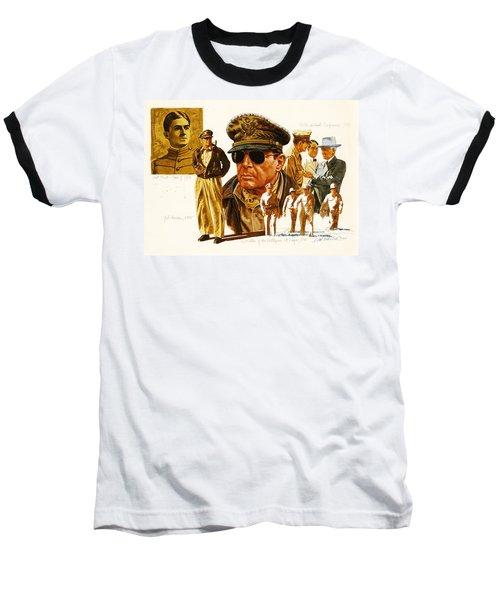 General Macarthur Baseball T-Shirt