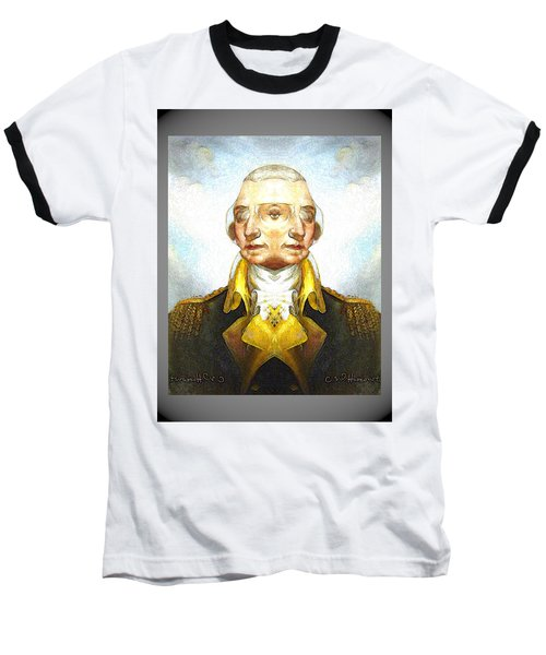 George-washington 1 Baseball T-Shirt