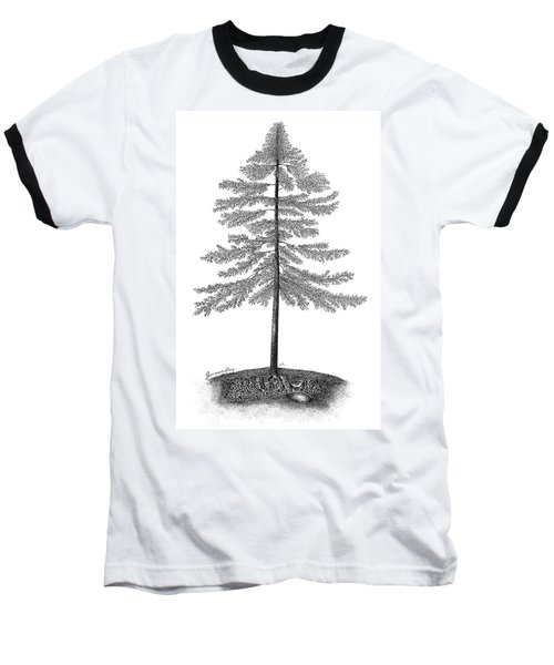 Georgian Bay  Baseball T-Shirt