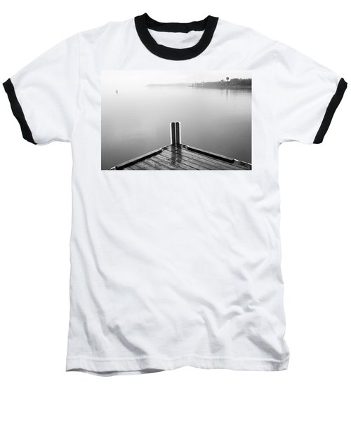 Baseball T-Shirt featuring the photograph Ghost by Brian Duram