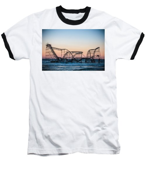Giant Of The Sea Baseball T-Shirt