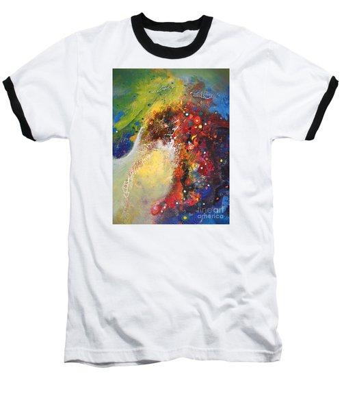 Glory Of Nature Baseball T-Shirt by Sanjay Punekar