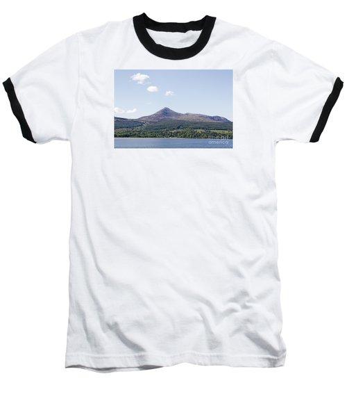 Goat Fell Isle Of Arran Scotland Baseball T-Shirt