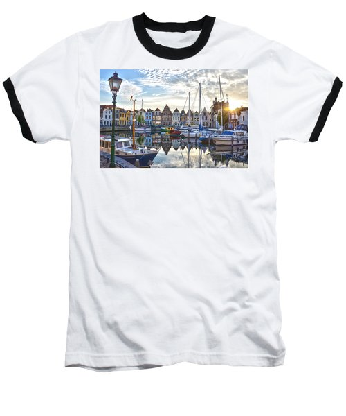 Goes Harbour Baseball T-Shirt