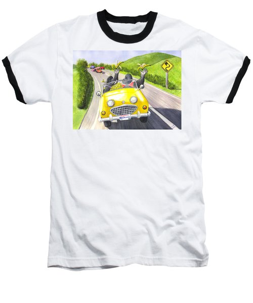 Going Bananas Baseball T-Shirt