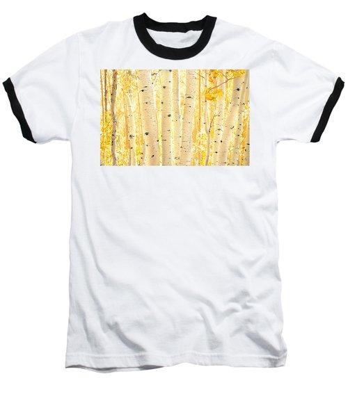 Golden Aspens Utah Baseball T-Shirt