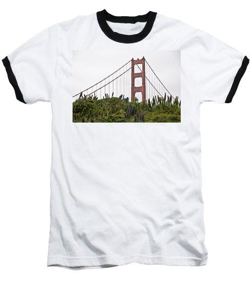 Golden Gate Bridge 1 Baseball T-Shirt
