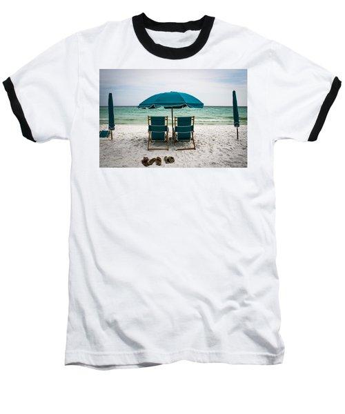 Gone Swimming Baseball T-Shirt