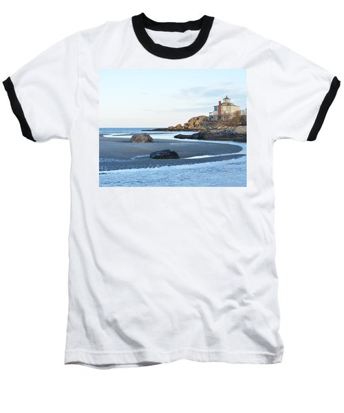Good Harbor Beach Baseball T-Shirt