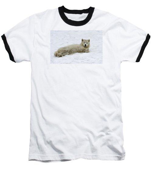 Good Wolfie ... Baseball T-Shirt