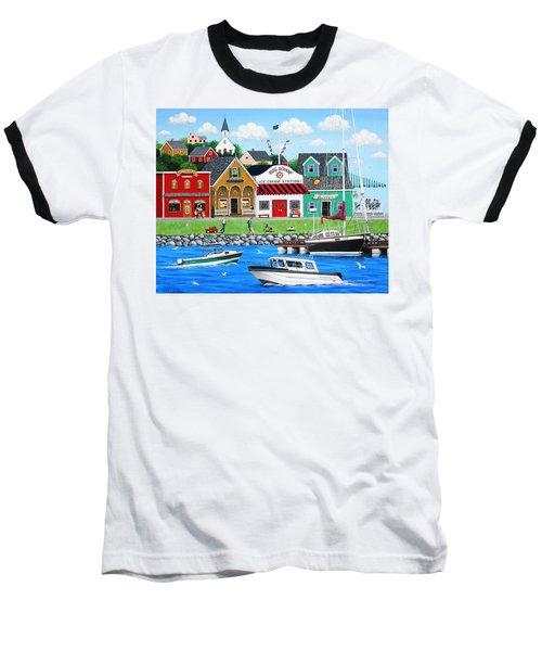 Goodies By The Sea Baseball T-Shirt