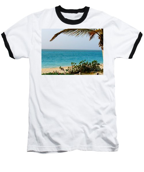 Grace Bay Baseball T-Shirt