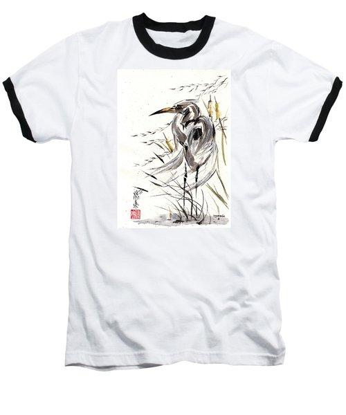 Grace Of Solitude Baseball T-Shirt by Bill Searle