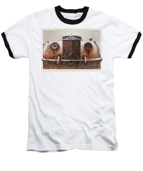Grace - Rolls Royce Baseball T-Shirt