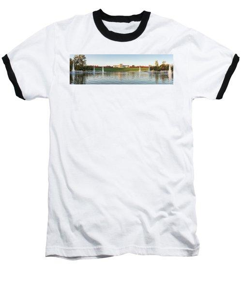 Grand Basin In Autumn Baseball T-Shirt