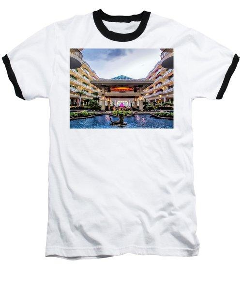 Baseball T-Shirt featuring the photograph Grand Wailea 74 by Dawn Eshelman