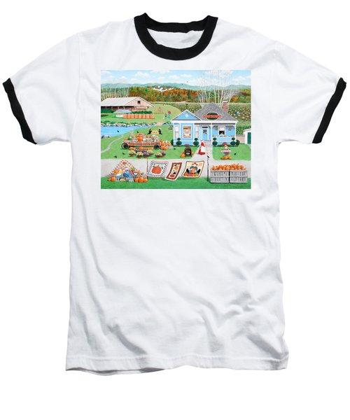 Grandma's Baked Delights Baseball T-Shirt