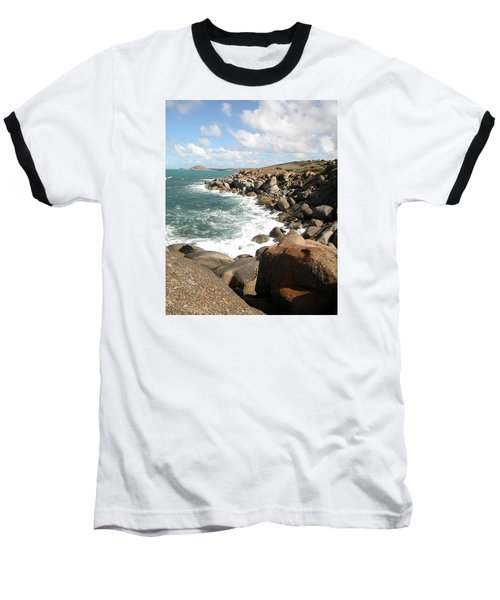 Granite Island Baseball T-Shirt