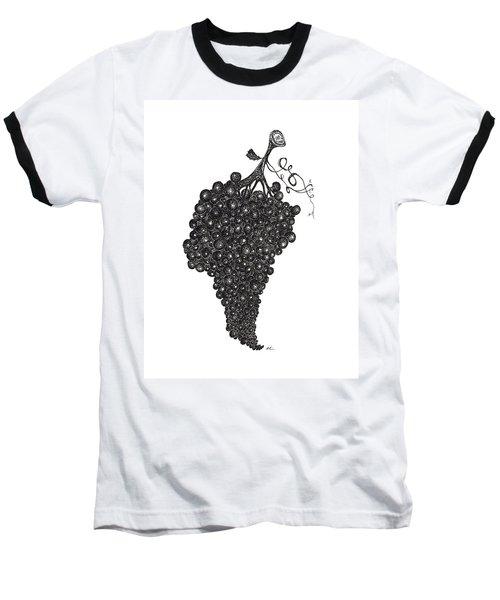 Grapefull Greetings Baseball T-Shirt