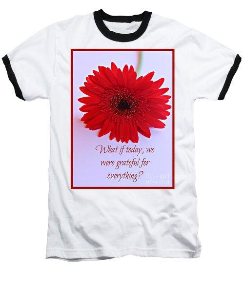 Grateful Baseball T-Shirt