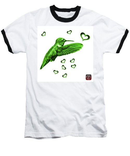 Green Hummingbird - 2055 F S M Baseball T-Shirt