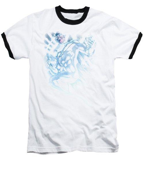 Green Lantern - White Lantern Sinestro Baseball T-Shirt