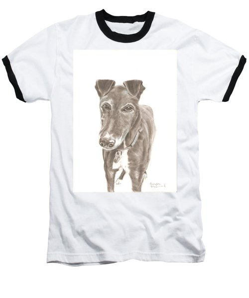 Greyhound Baseball T-Shirt