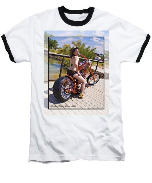 H-d_d2 Baseball T-Shirt