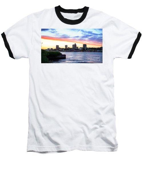 Hamburg Riverside Baseball T-Shirt