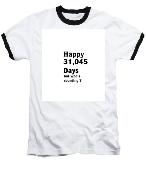 Happy 85th Birthday Baseball T-Shirt
