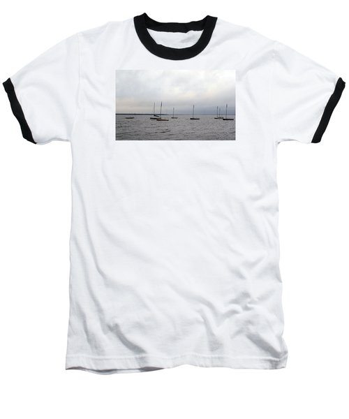 Baseball T-Shirt featuring the photograph Harbor by David Jackson