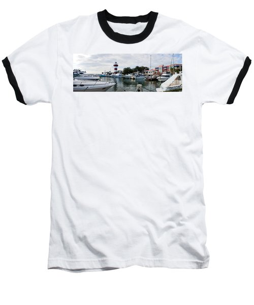 Harbourtown Harbor Baseball T-Shirt