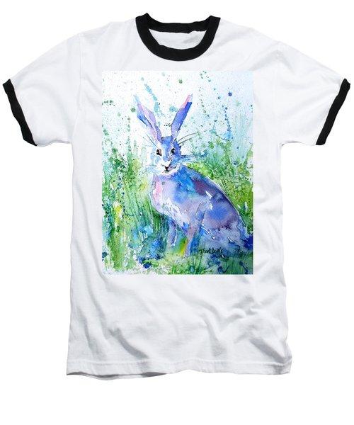 Hare Stare Baseball T-Shirt