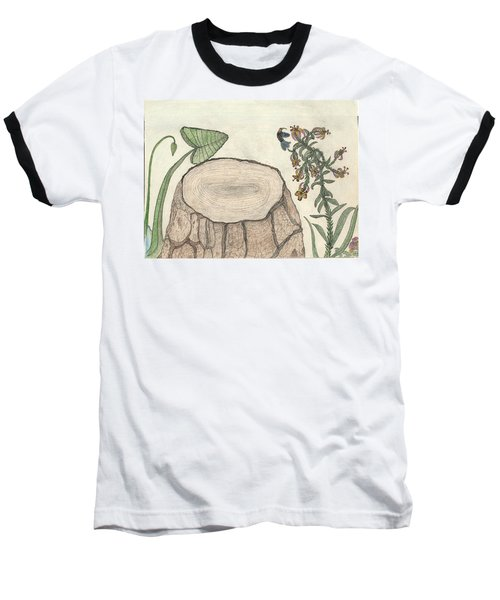 Harvested Beauty Baseball T-Shirt