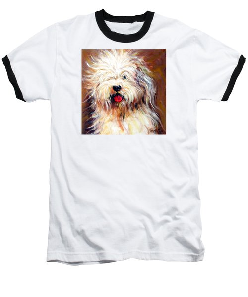 Harvey The Sheepdog Baseball T-Shirt